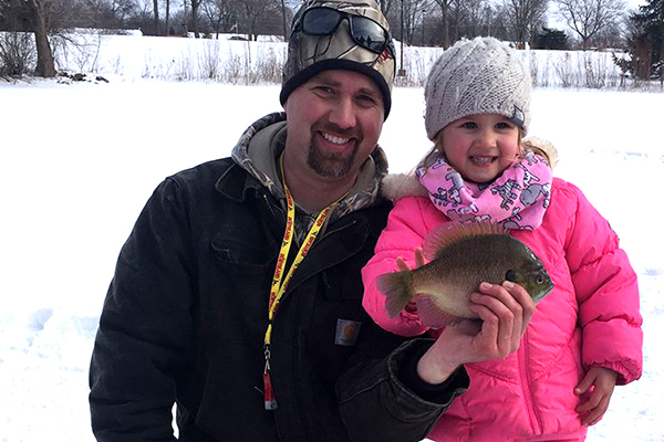 Youth Ice Fishing Contest - Lakeville, MN
